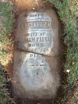 Elizabeth <i>Goring</i> Parnall