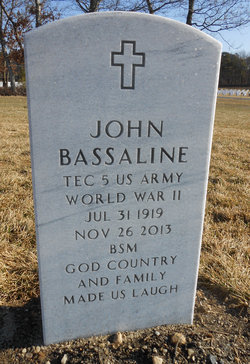 John J. Bassaline