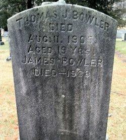 Thomas J Bowler