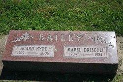 Mabel Elizabeth <i>Driscoll</i> Bailey