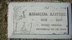 Magdalena <i>Pino</i> Martinez