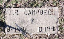 John R Campbell