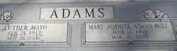 Luther Mayo Adams