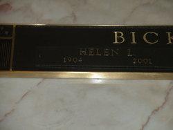 Helen Luella <i>Matson</i> Bickmore