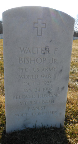 Walter F. Bishop, Jr