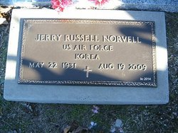 Jerry Russel Norvell