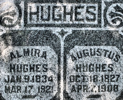 Goldia Almira <i>Rothrock</i> Hughes