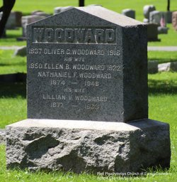 Lillian Lillie <i>Van Dyke</i> Woodward