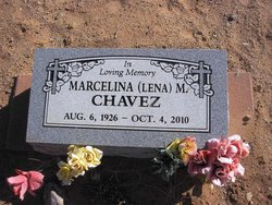 Marcelina M. Lena Chavez