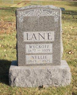 Nellie Estella <i>Carson</i> Lane