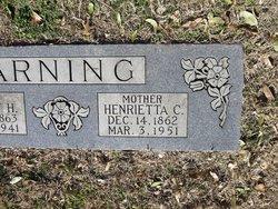 Henrietta <i>Weise</i> Arning