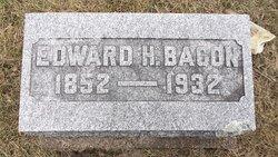 Edward H Bacon
