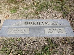 Charles E. Durham