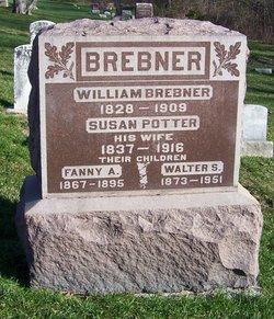 Susan <i>Potter</i> Brebner