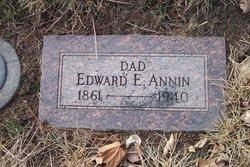Edward E Annin