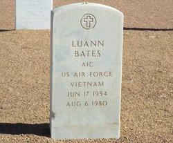 Luann <i>Stockstill</i> Bates