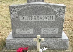 Evangeline Catherine <i>Creek</i> Buterbaugh