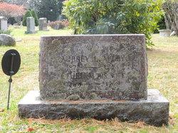 Ethel V <i>Davis</i> Alley