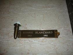 Bernard Bernie Blanchard