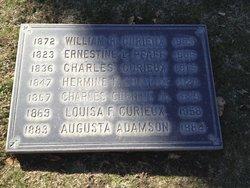 Augusta <i>Curieux</i> Adamson