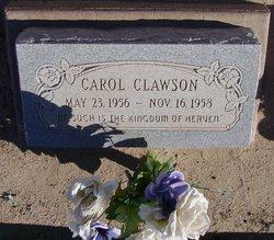 Carol Clawson