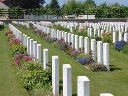 Maroc British Cemetery, Grenay