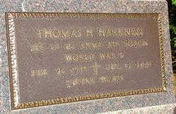 Thomas Herbert Harkness