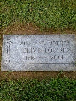 Mrs Olive Louise <i>Schuette</i> Fritz