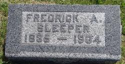 Frederick Abraham Sleeper