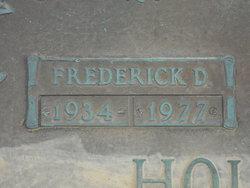 Fredrick Douglas Holmes