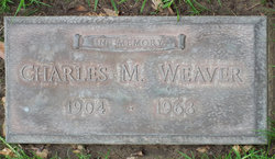 Charles Monroe Weaver