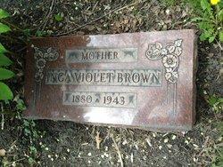 Inga Violet <i>Johnson</i> Brown