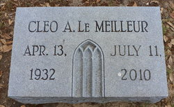 Cleo A. LeMeilleur