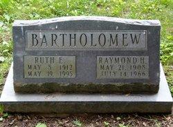 Raymond H Bartholomew