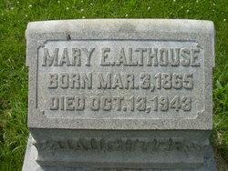Mary E. Althouse