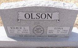 Edna Fay <i>Denney</i> Olson