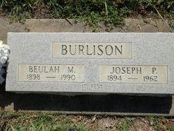 Joseph Porter Burlison