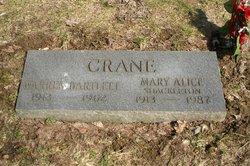 Mary Alice <i>Shackleton</i> Crane