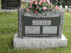 Harley Peter Zehr