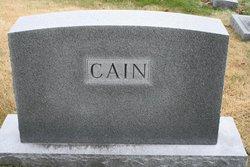 Mary Melvina <i>Cable</i> Cain