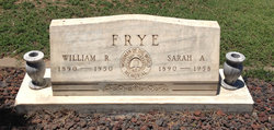 Sarah Alda <i>Risinger</i> Frye