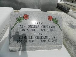 Alphonsine Frances La La <i>Lafont</i> Cheramie