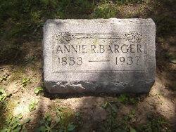 Annie R Barger