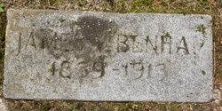 Rev James Vincent Benham