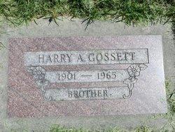 Harry Abner Gossett