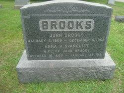 John J Brooks
