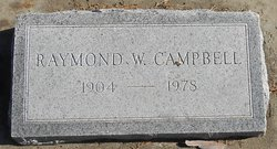 Raymond William Campbell