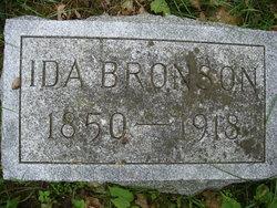 Ida Annette <i>Munson</i> Bronson