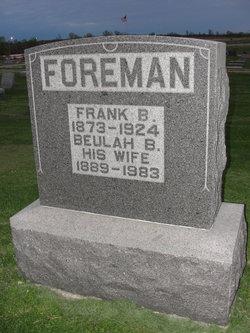 Beulah B. Foreman