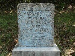 Margaret Ellen <i>McAteer</i> Hall